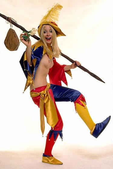 Quinton recommends Marvel cosplay girls