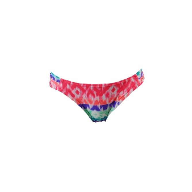 Foster recommends Japanese peekaboo bikini