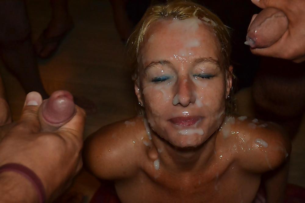 Giagni recommend Sexy bukkake facials