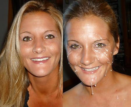 Franch recommends Sexy bukkake facials