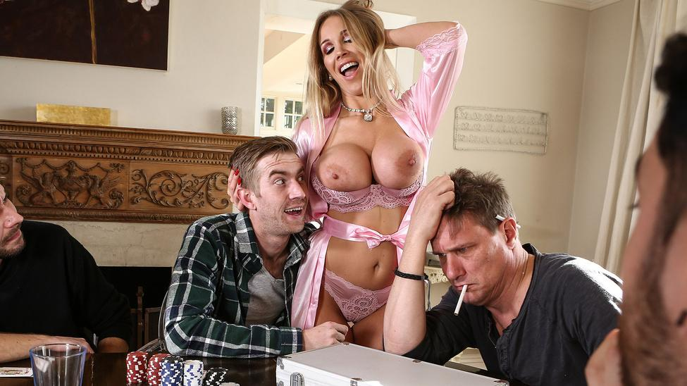 Storman recommends Lisa ann threesome