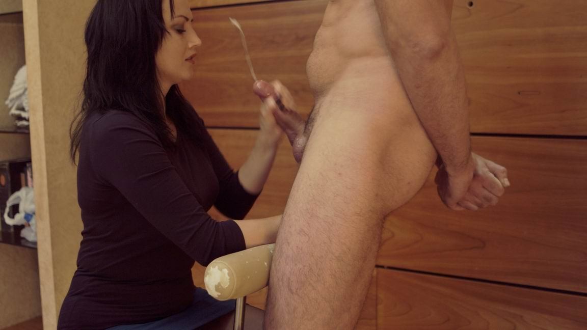 Emmanuel recommends Mommy gives son a blowjob